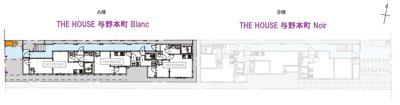 THE HOUSE 与野本町 Blanc(ザ ハウス ヨノホンマチ ブラン)