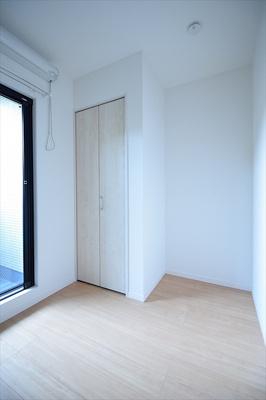 【寝室】THE HOUSE 与野本町 Blanc(ザ ハウス ヨノホンマチ ブラン)