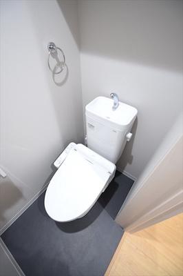 【トイレ】THE HOUSE 与野本町 Blanc(ザ ハウス ヨノホンマチ ブラン)