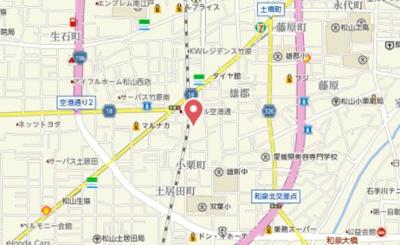 【地図】エルヴェ・クレール