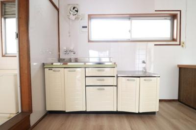【キッチン】ハイツ深川
