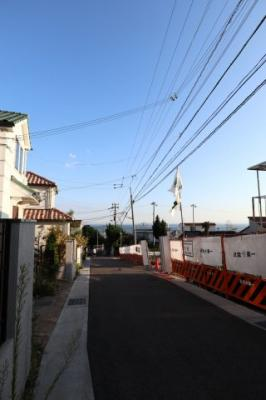 【展望】プラウドシーズン神戸ジャームス山 望海の街 Stage25
