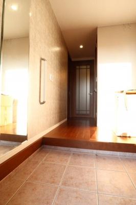 【玄関】プラウドシーズン神戸ジャームス山 望海の街 Stage25