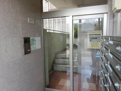 【エントランス】小倉飯店ビル