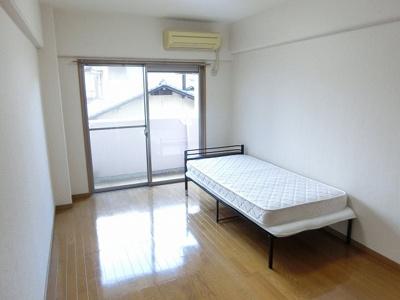 【寝室】小倉飯店ビル
