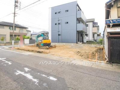 【外観】名古屋市西区宝地町239【仲介手数料無料】新築一戸建て