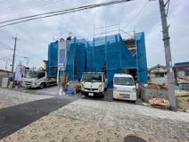 神戸市須磨区妙法寺 新築一戸建2号棟 仲介手数料無料!の画像