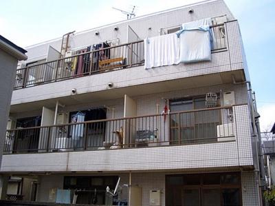 【外観】プレジール南台