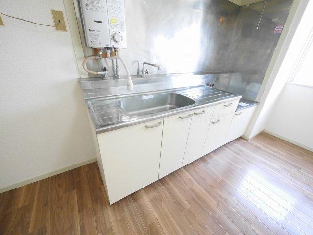 【キッチン】ヒルスミキ大船