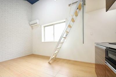 【居間・リビング】ブルーレジデンス上板橋Ⅱ
