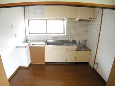 【キッチン】ハイツ吉和Ⅰ