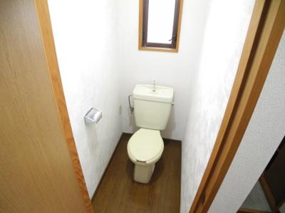 【トイレ】ハイツ吉和Ⅰ