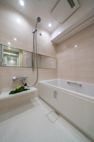 【浴室】ラフィネ大崎