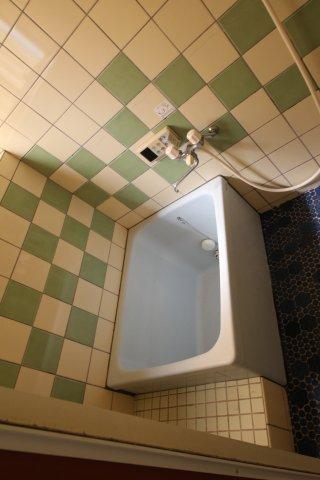 【浴室】日比今宿貸家