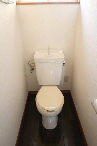 【トイレ】日比今宿貸家