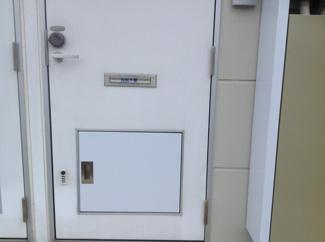 【玄関】レオパレスBlumenHeim