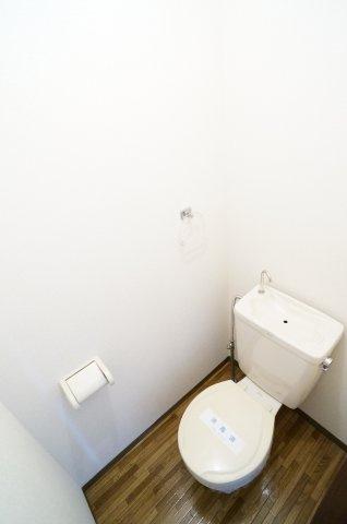 【トイレ】ガーデンヒルC棟