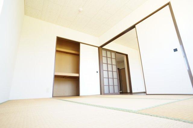 【和室】ガーデンヒルC棟
