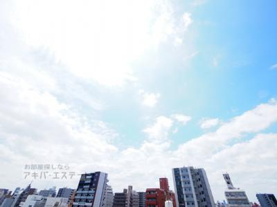 【展望】グランフォース入谷