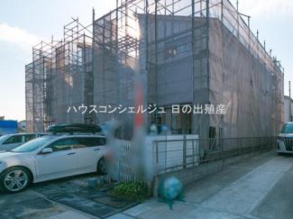 【区画図】名古屋市港区秋葉3丁目30【仲介手数料無料】新築一戸建て