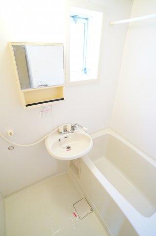 【浴室】ガーデンヒルA棟