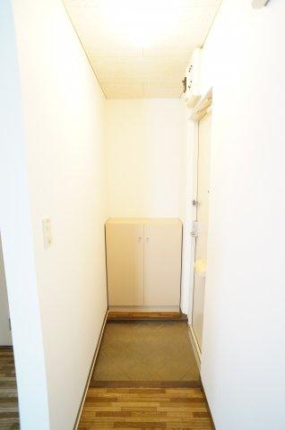 【玄関】ガーデンヒルA棟