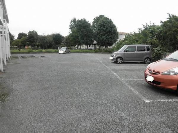 【駐車場】ガーデンヒルA棟