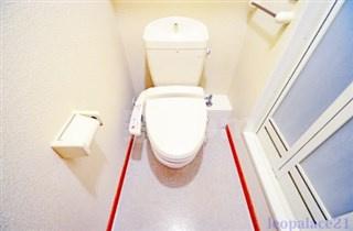 【トイレ】レオパレスOSAWA (39835-105)