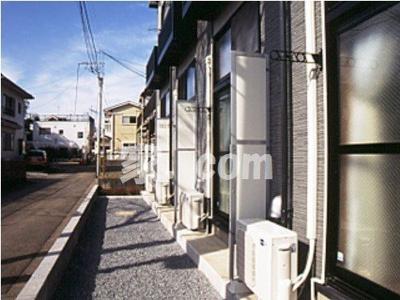 【バルコニー】レオパレスOSAWA (39835-105)