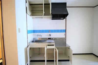 【キッチン】八尾木グリーンハイツ