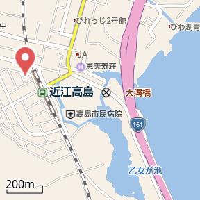 【地図】エルメス城山台弐番館