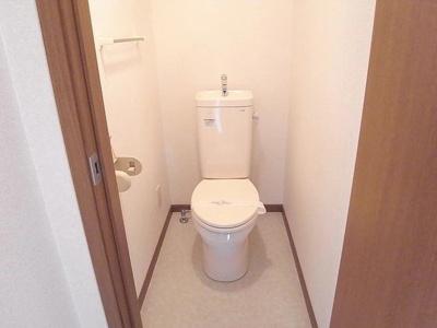 【トイレ】エルメス城山台弐番館