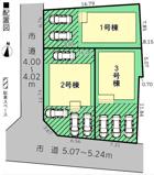 沼津市吉田町第3 新築戸建 全3棟 (2号棟)の画像