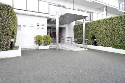 【エントランス】グリーンプラザ川口1号棟