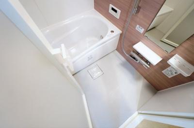 【浴室】グリーンプラザ川口1号棟