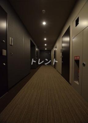 【その他共用部分】プレールドゥーク文京湯島