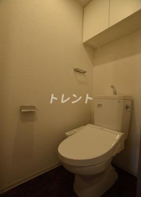 【トイレ】プレールドゥーク文京湯島