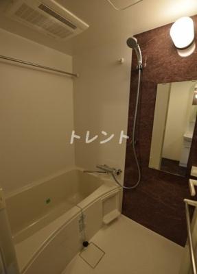 【浴室】プレールドゥーク文京湯島