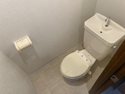 【トイレ】リアライズ御影(旧御影ハイツ)