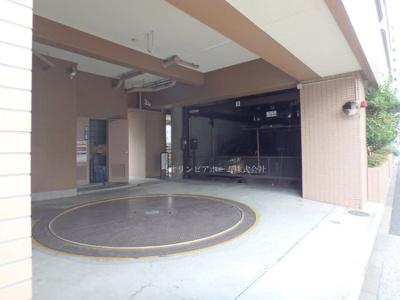【駐車場】グレイス錦糸町 6階 角 部屋 リ ノベーション済