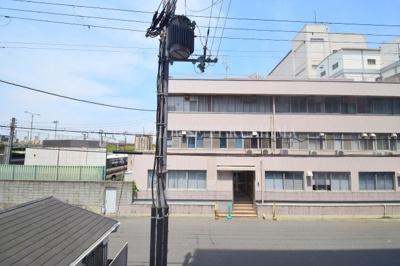【庭】プレサンス梅田北オール