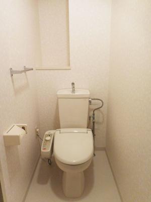 【トイレ】リベラス11棟