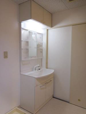 【洗面所】リベラス11棟