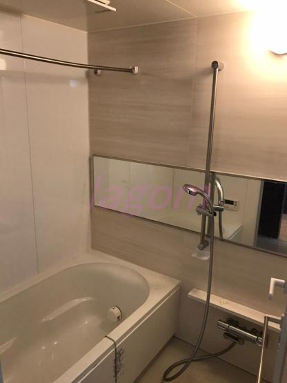 【浴室】マーレ下寺町