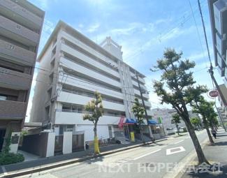 【新武庫ハイツ】地上7階地下1階建 総戸数40戸 ご紹介のお部屋は5階部分です♪