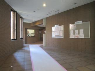 【ロビー】サニークレスト武蔵浦和