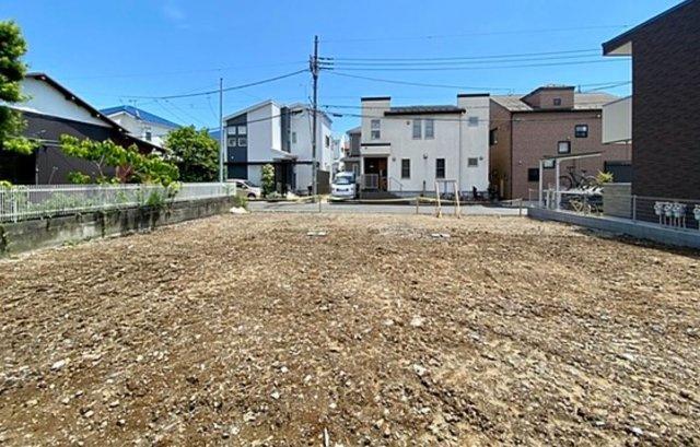 【外観】売地 藤沢市鵠沼神明4丁目 №1