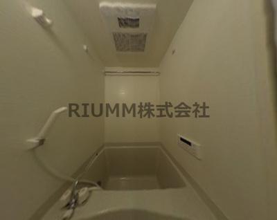 【浴室】プレジール八広