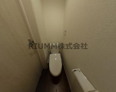 【トイレ】プレジール八広