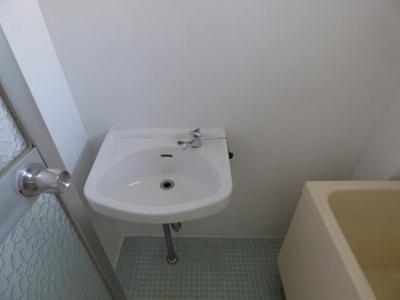 【洗面所】米山マンション㈱Roots